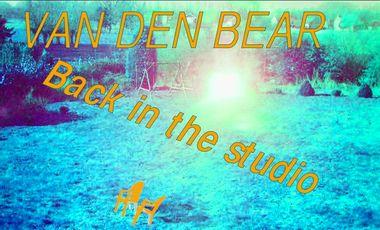 Visueel van project van den Bear second EP