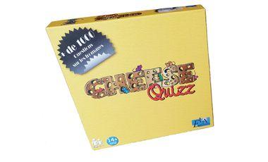 Visueel van project CHEESE QUIZZ : le jeu de société entièrement dédié aux fromages