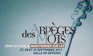Visueel van project Deuxiéme festival Des Arpèges et des Mots