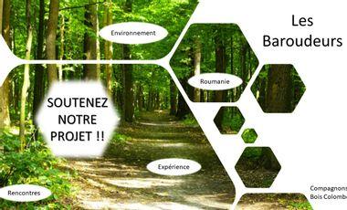 Project visual Projet environnemental scout en Roumanie