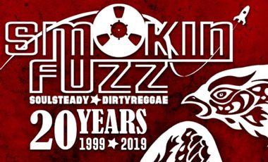 Visueel van project Smokin Fuzz Sortie de l'album pour les 20 ans du groupe - OBJECTIF MAX