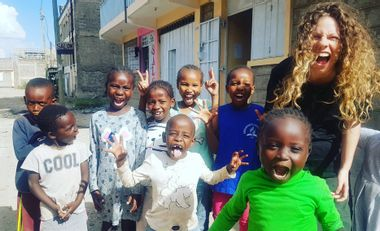 Visuel du projet L'école pour les enfants réfugiés à Nairobi