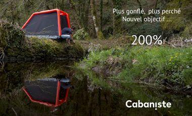 Visueel van project Cabaniste, un rien gonflé