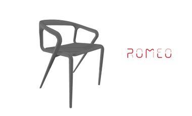 Project visual La chaise Roméo