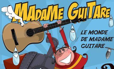 Visueel van project Madame Guitare