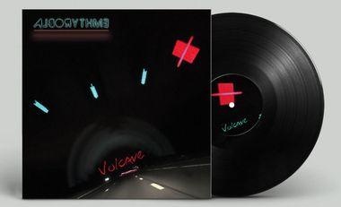 Visueel van project Alborythme  Ep 4 titres (Vinyle)