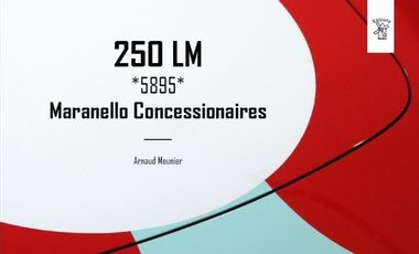 Visueel van project 250 LM *5895* Maranello Concessionaires - A new book by Arnaud