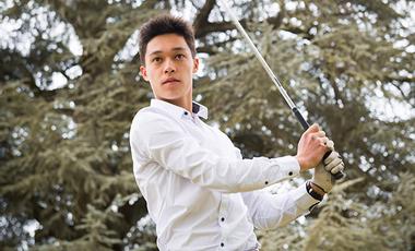 Project visual Golf, destination les Universités américaines