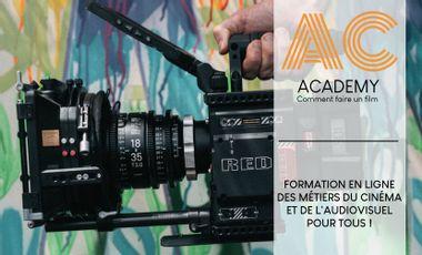 Project visual Academy Comment faire un film