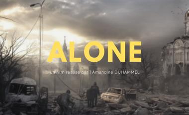 Project visual ALONE | Court-métrage étudiant