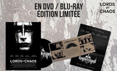Visueel van project LORDS OF CHAOS, le film événement en DVD/BluRay et au cinéma !