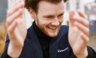 Visuel du projet Premier Album Sylvain Le Ray Trio
