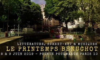 Project visual Le Printemps bénuchot