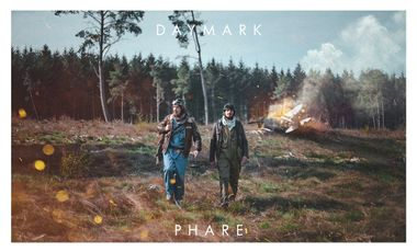 "Visueel van project DAYMARK - ""PHARE"" EP"