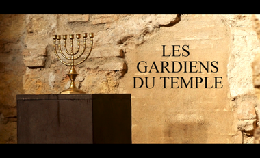 Project visual Les Gardiens du Temple