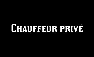 Visuel du projet Chauffeur privé
