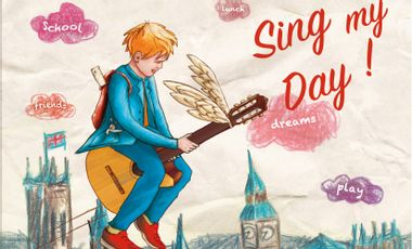 Visueel van project Sing my day!