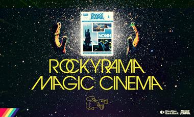 Visuel du projet Rockyrama Magic Cinema