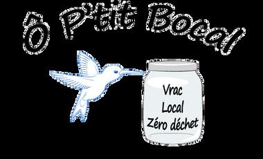 Project visual Ô p'tit bocal, une épicerie 100% vrac et zéro déchet en Normandie(Ezy sur eure)