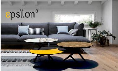 Project visual Table Epsilon