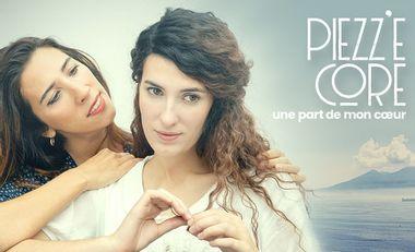 Visueel van project Piezz'e Core, pour un Prix au festival OFF d'Avignon