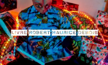 Visuel du projet LIVRE ROBERT MAURICE DEBOIS