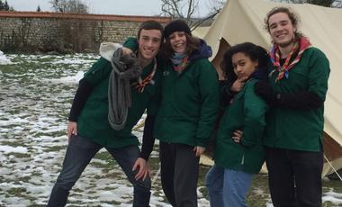 Visuel du projet Projet Solidaire Scout en Côte d'Ivoire