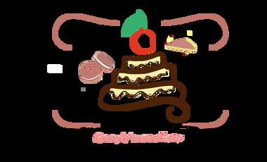 Project visual La pâtisserie Goux'r'mandises