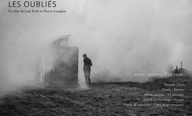 Visueel van project Les oubliés