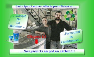 Visueel van project Lait Brasseur première laiterie Bio de Reims