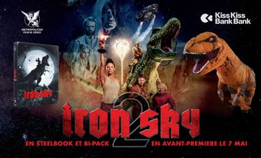 Visuel du projet Iron Sky 2 : l'empire reptilien contre-attaque !