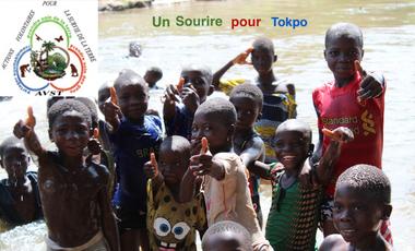 Visuel du projet Un Sourire pour Tokpo (TOGO)
