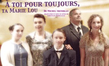 Visuel du projet A toi pour toujours, ta Marie-Lou