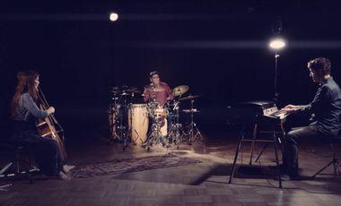 Project visual LILAS trio premier album