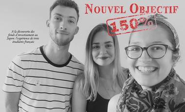 Visuel du projet 3 étudiants français partent à la découverte des fonds d'investissement au Japon