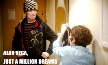 Visueel van project Alan Vega, just a million dreams