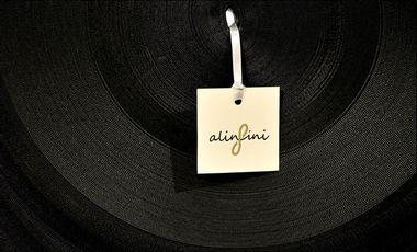 Visueel van project ALINFINI, accessoires de mode eco-chics