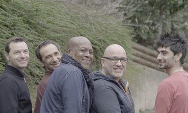 Project visual Edouard Bineau & the OSEFH Quintet, new album