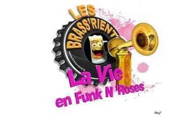 Visueel van project Troisième Album des Brass'Rient !!