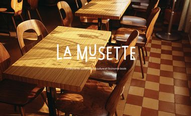Visuel du projet Remplir La Musette !