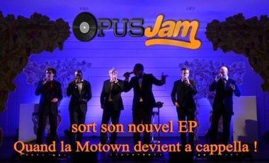 Visueel van project Opus Jam sort son nouvel EP