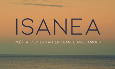 Project visual Donnons vie à ISANEA ! Fait en France avec amour