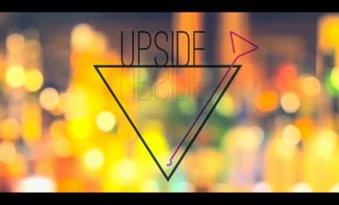 Project visual Upside Bar - Bar à pole dance Paris