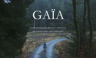 Visueel van project Court-métrage Gaïa - Post-production
