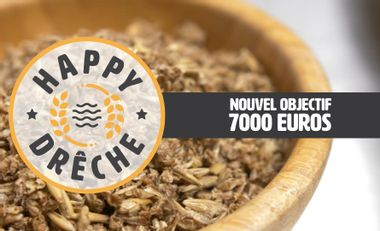 Visueel van project Happy Drêche - Les pépites de malt