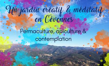 Visuel du projet Un jardin créatif et méditatif en Cévennes