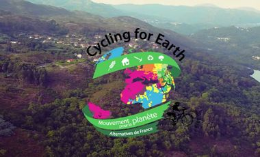 Project visual Cycling for Earth - Mouvement pour la planète - Le documentaire
