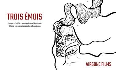 Visueel van project TROIS ÉMOIS