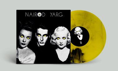 Visuel du projet NAIROD YARG -  Premier album, un vinyle