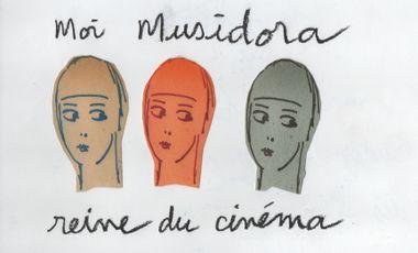 Visueel van project Moi, Musidora, Reine du Cinéma